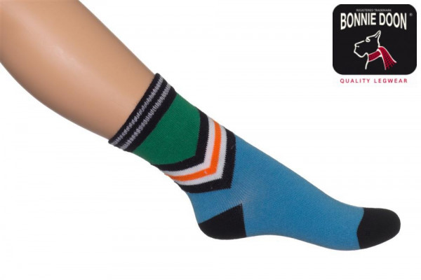 V-Stripe Sock