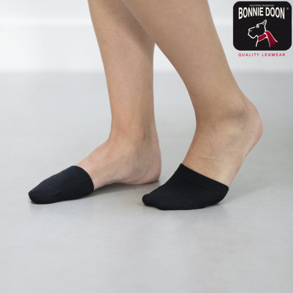 Toe Cover with Puff Print