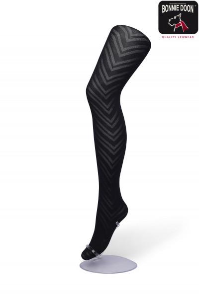 Zigzag tights