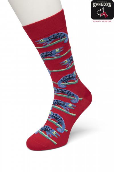 Chameleon sock