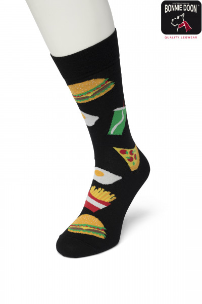Fast Food sock