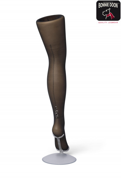 Strass Detail tights