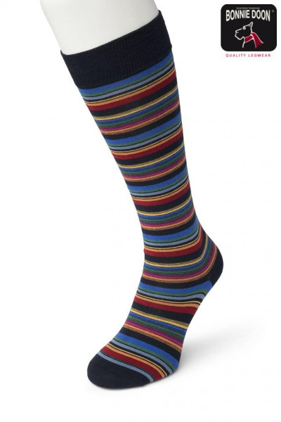 Jersey Stripes knee high