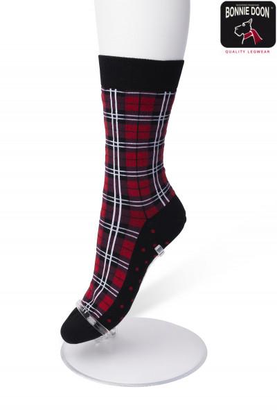 Big Checks sock