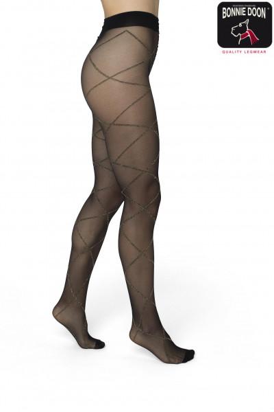 Lurex Rhombus tights