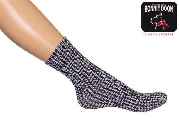 Pied de Poule Sock