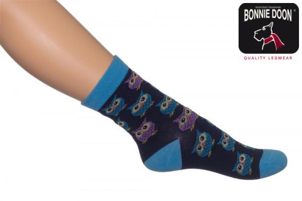 Cute Owl Sock