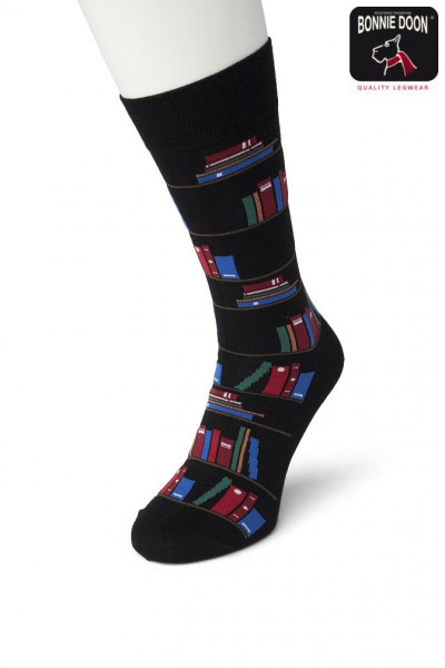 Bookshelf sock