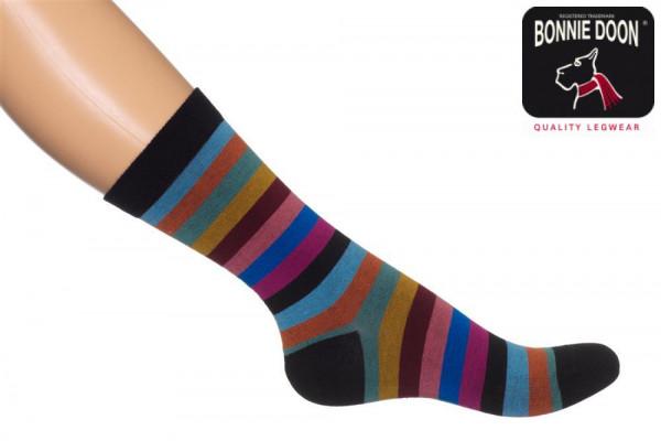 Colourful Stripe Sock