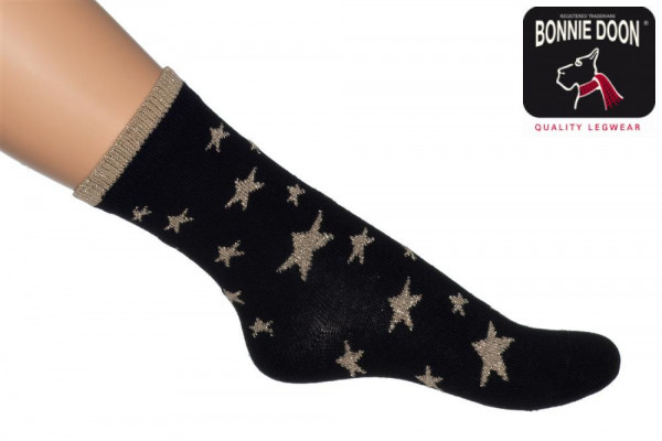 Sparkling Stars Sock