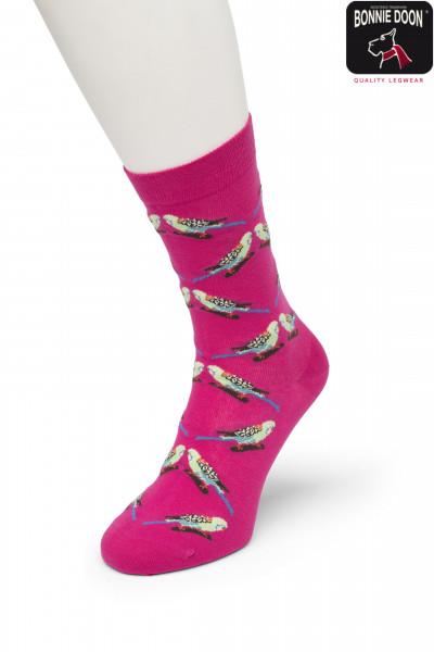 Budgie sock