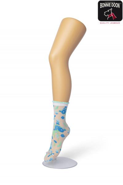 Retro Flower sock